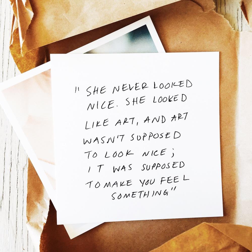 Monday Inspiration No. 1 via Katherine Jury