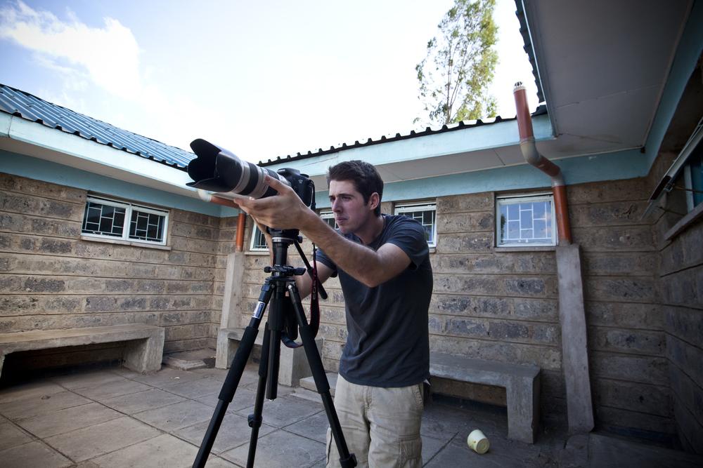 Shooting at an orphanage in Kenya