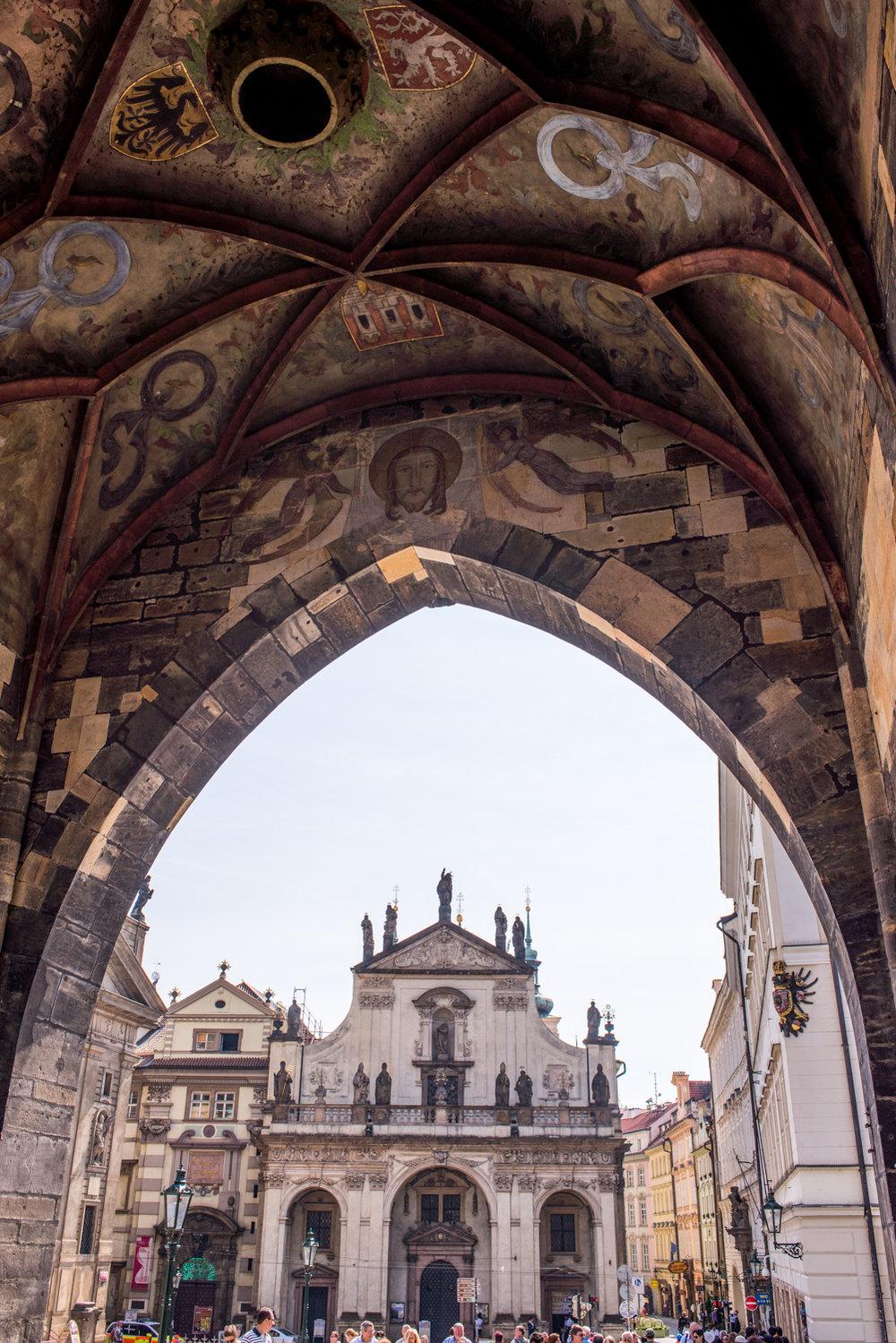 Prague Detail