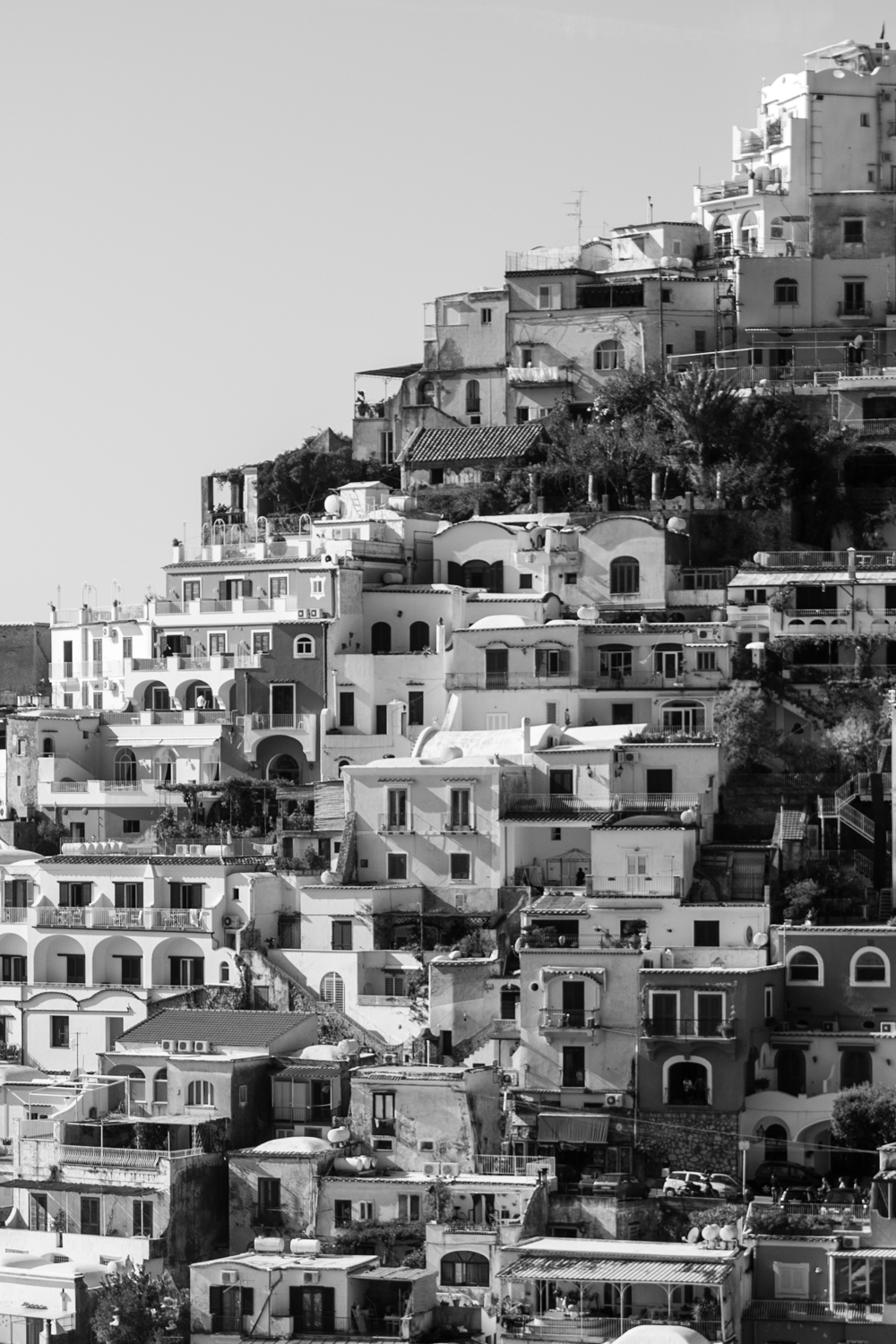 Stacks, Positano