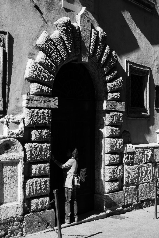 Woman, Montepulciano