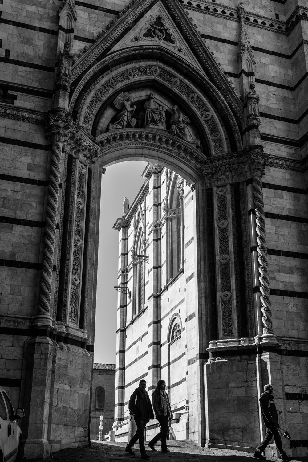 Siena Arch