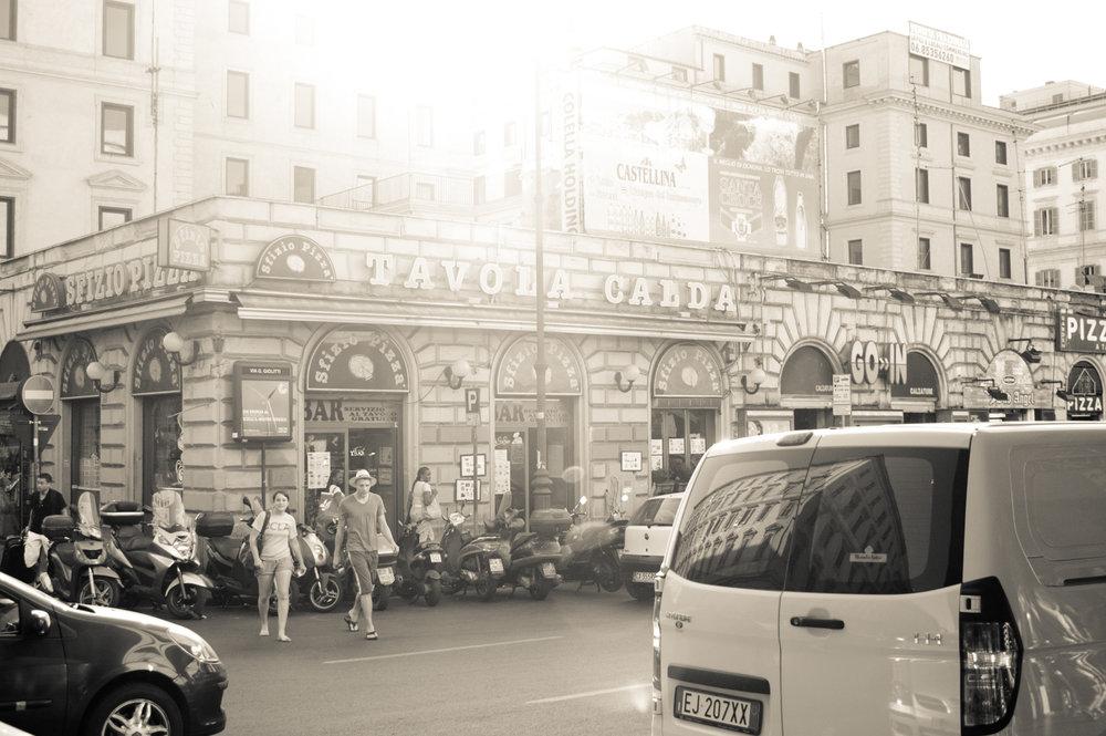 Tavola Calda, Rome