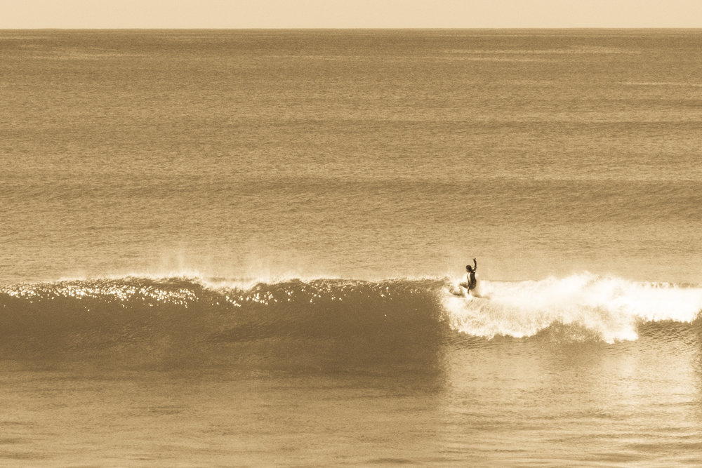 Surfer, Vieques