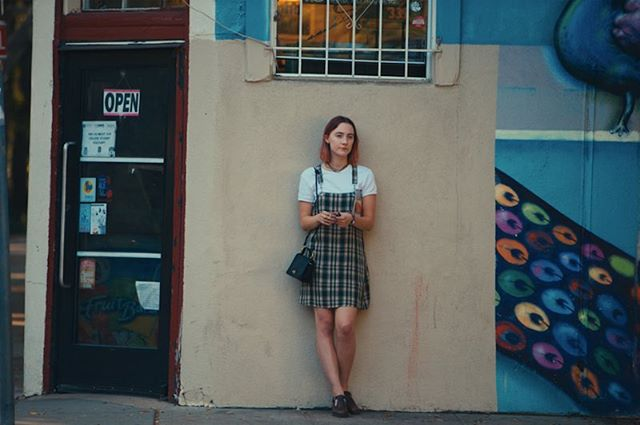 Made by Greta Gerwig and starring Saoirse Ronan as 'Lady Bird', yes! Have you seen it yet? #GirlPower #MovieMonday