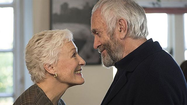 "Last week we got to attend a screening of ""The Wife"" starring Glenn Close and Jonathan Pryce during the @kcet Summer Cinema Series! A fantastic film by director Björn Runge and by far our favorite performance by Glenn Close. Comes out August 17th and definitely worth a trip to the cinema! #MovieMonday"