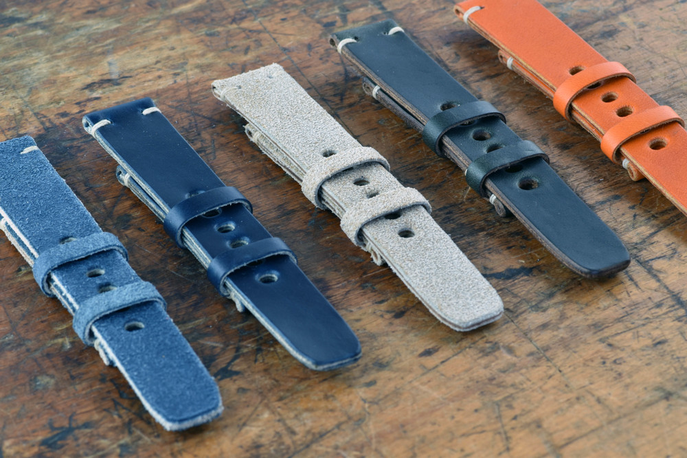 Your watch wants options...check out these accessory straps!