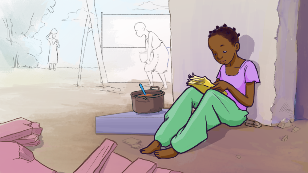 Stories: An Animated Series - A series of animated stories written by the community we support. Learn more on how you can support and become a Patron by visiting our Patreon site.