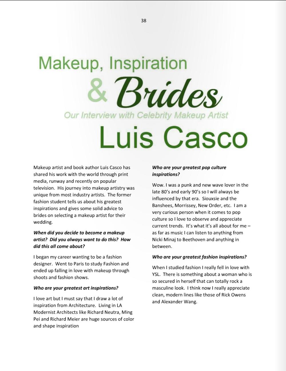 Luis Casco Brides
