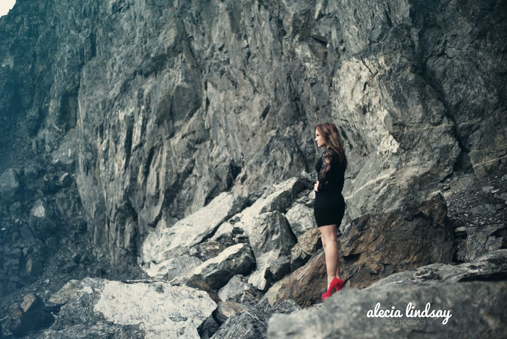Adventurous Fashion Portraits with Scenic and creative backgrounds