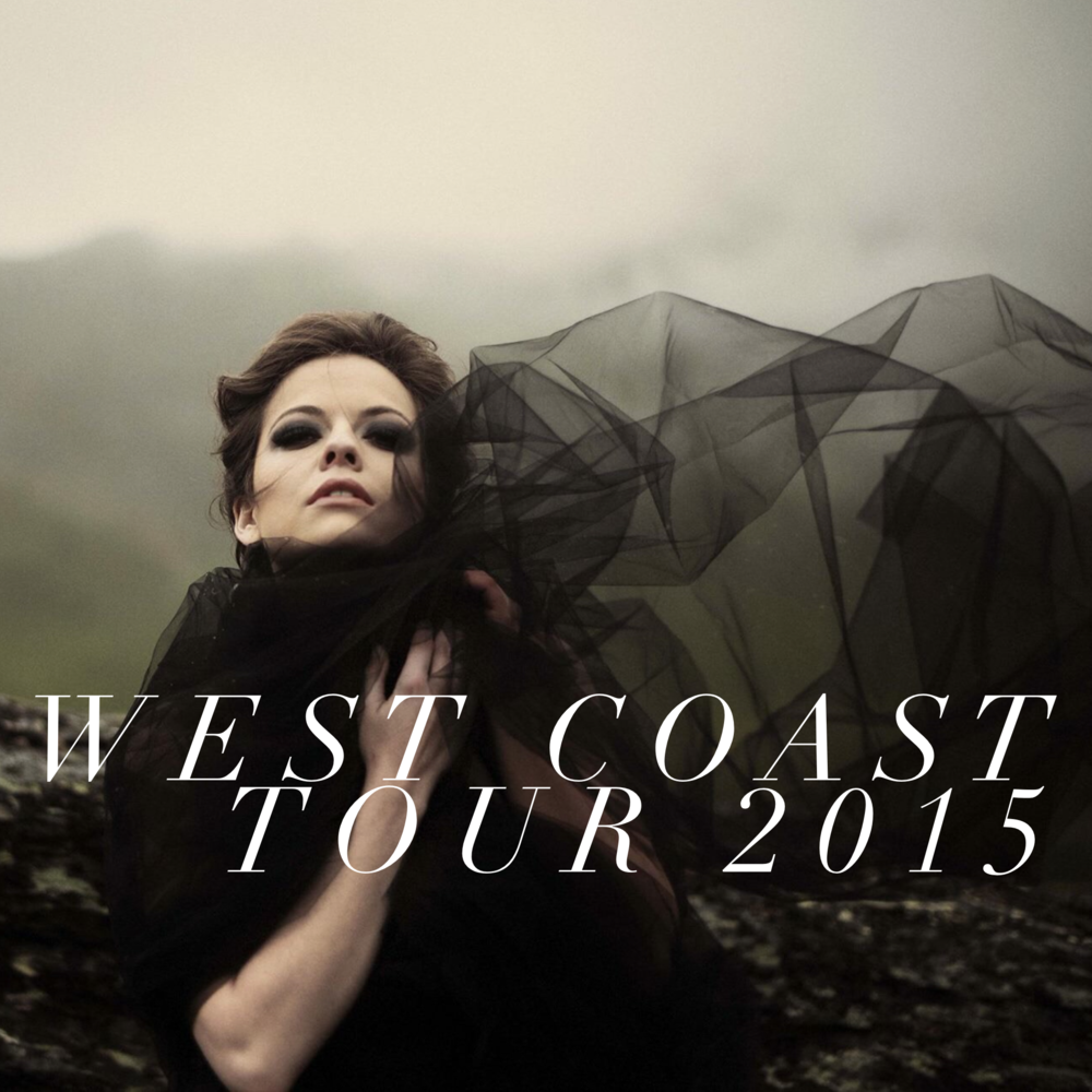 West Coast Tour, Alecia Lindsay Photography