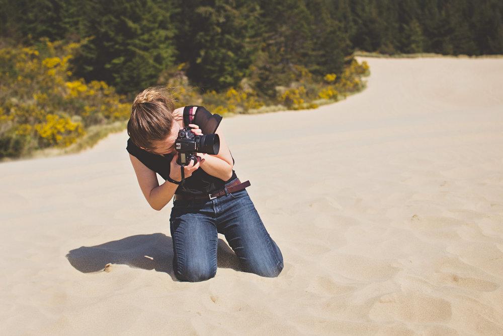 Alecia Lindsay LA Photographer