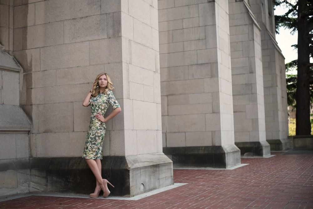 Seattle fashion week photographer