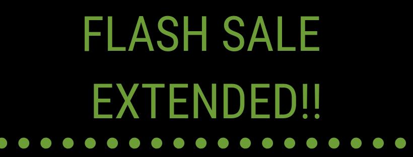 Flash  Sale extended Jackie Renee Salon