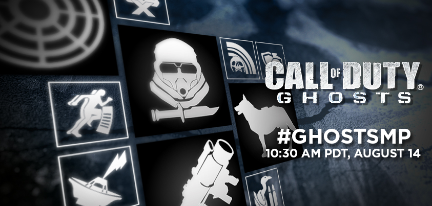 Call of Duty: Ghosts MP Event Social Media Teaser