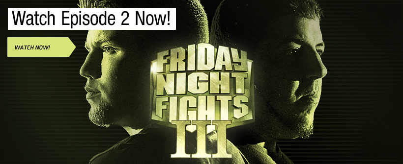 """Friday Night Fights"" Call of Duty ELITE Web Banner Series"
