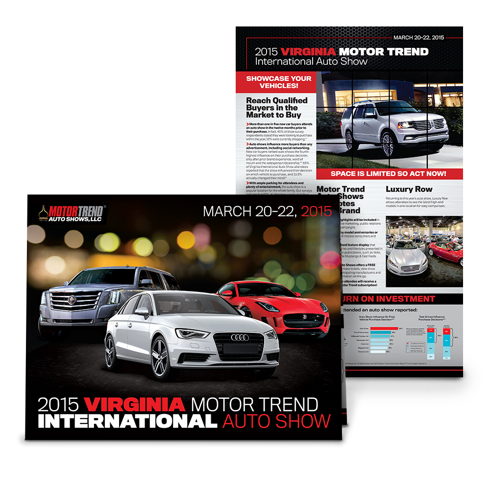 2015 Virginia International Auto Show Brochure