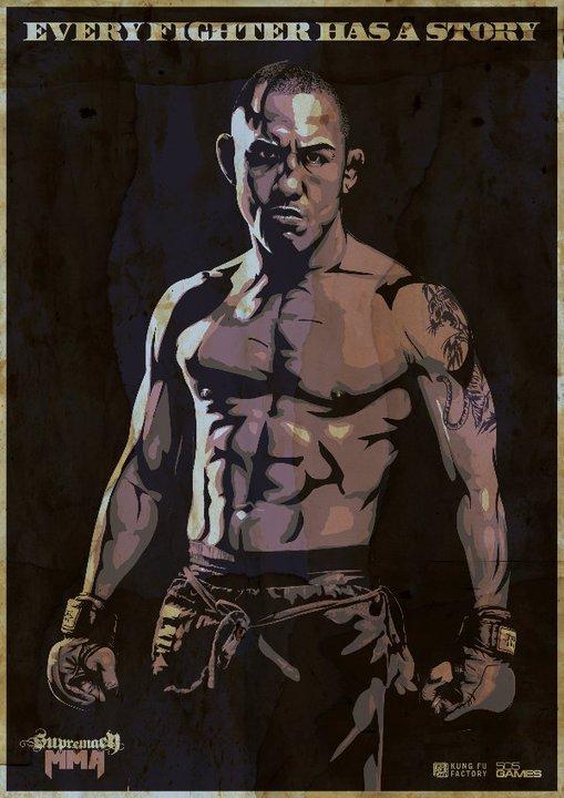 Supremacy MMA - Bao Poster