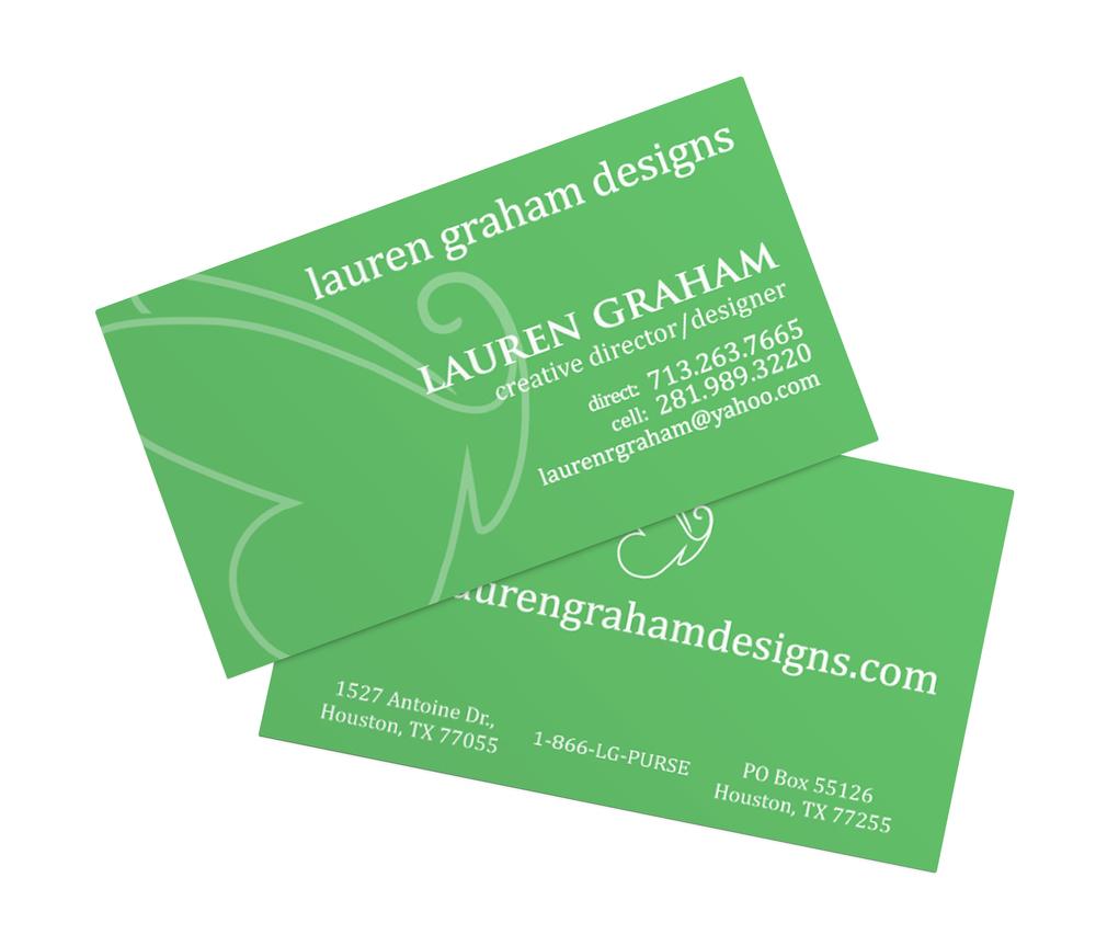Lauren Graham Designs Branding