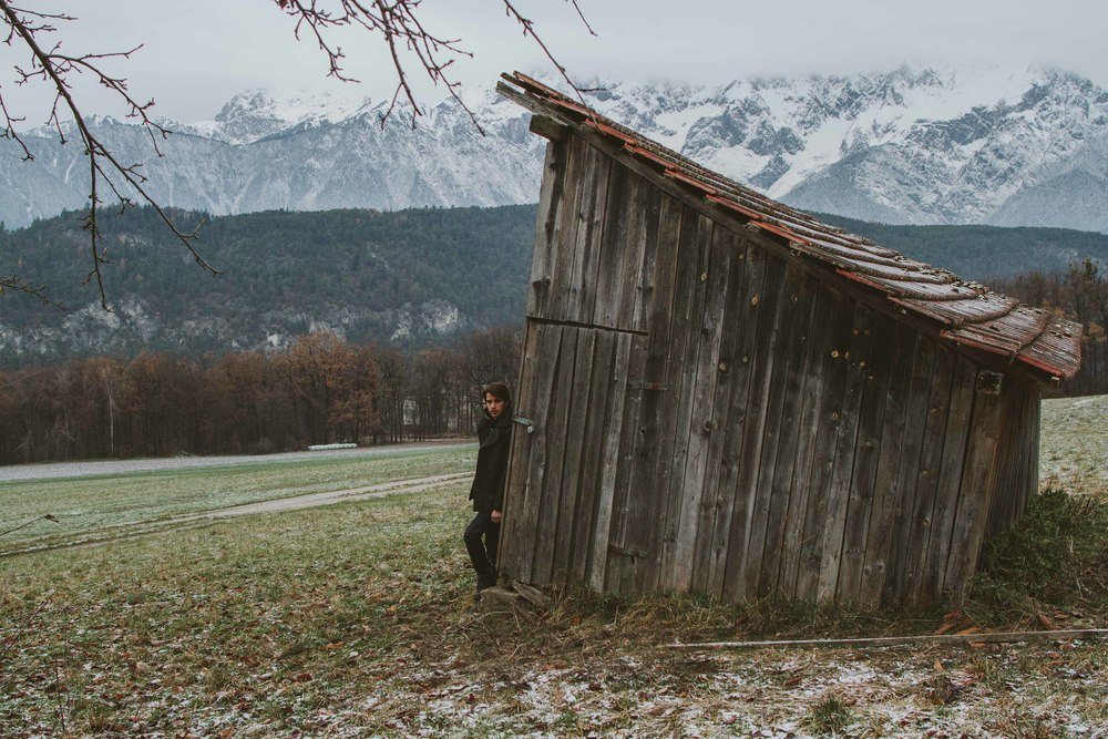 THE ETERNAL CHILD. // AUSTRIA PART V // ROADTRIP.  Photo By Valerie Noell  © 2013