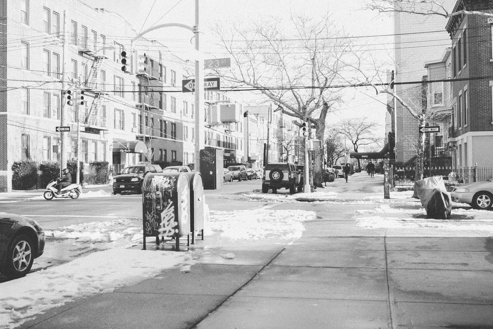 NEW YORK CITY PART II // DINNER & BRUNCH IN QUEENS // THE ETERNAL CHILD // VALERIE NOELL © 2013