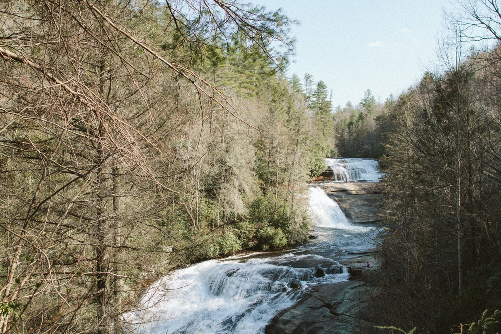THE ETERNAL CHILD // NORTH CAROLINA PART I // A TRIP TO TRIPLE FALLS