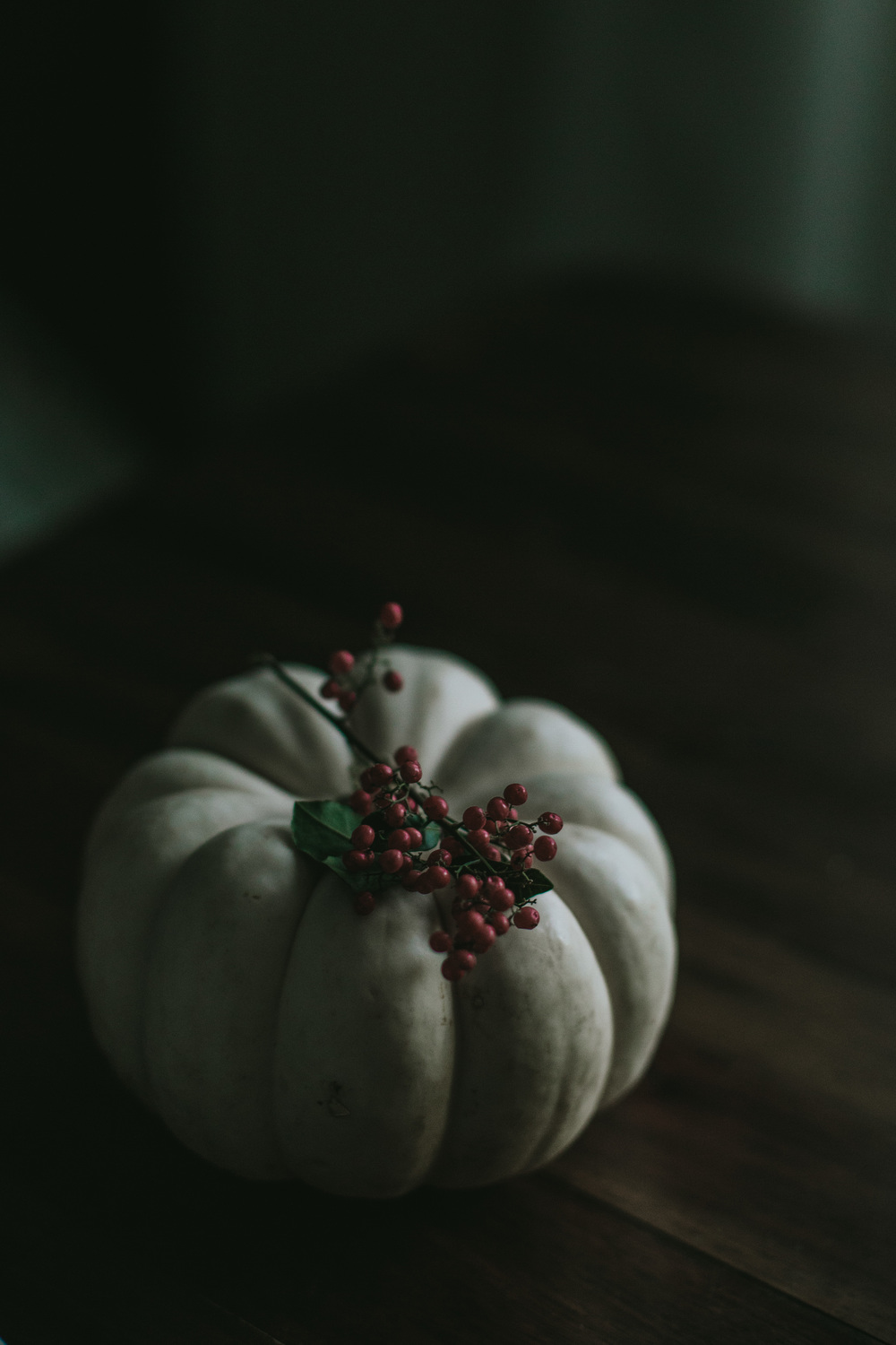 THE ETERNAL CHILD | FALL DECORATION #PUMPKIN