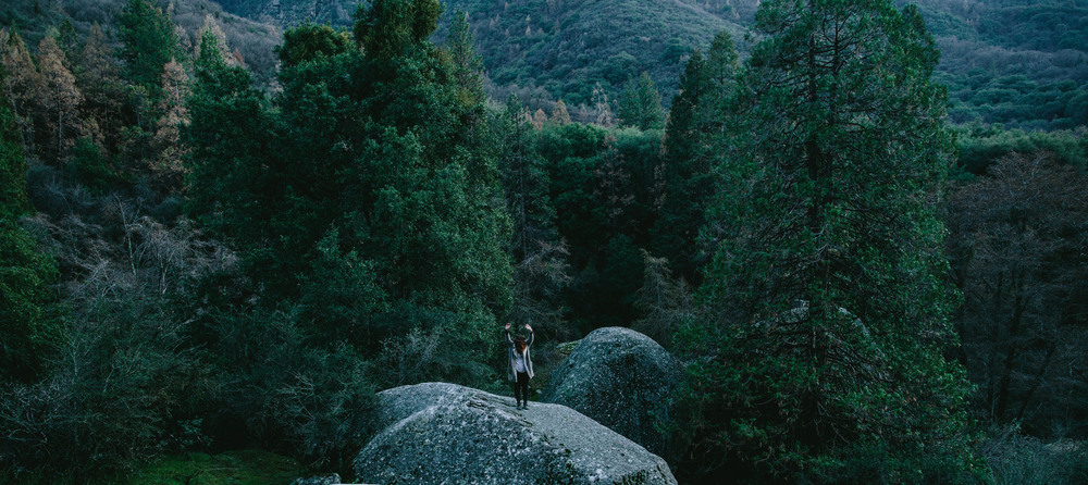 Redwood Ranch // The Eternal Child - Photography by Valerie Noell