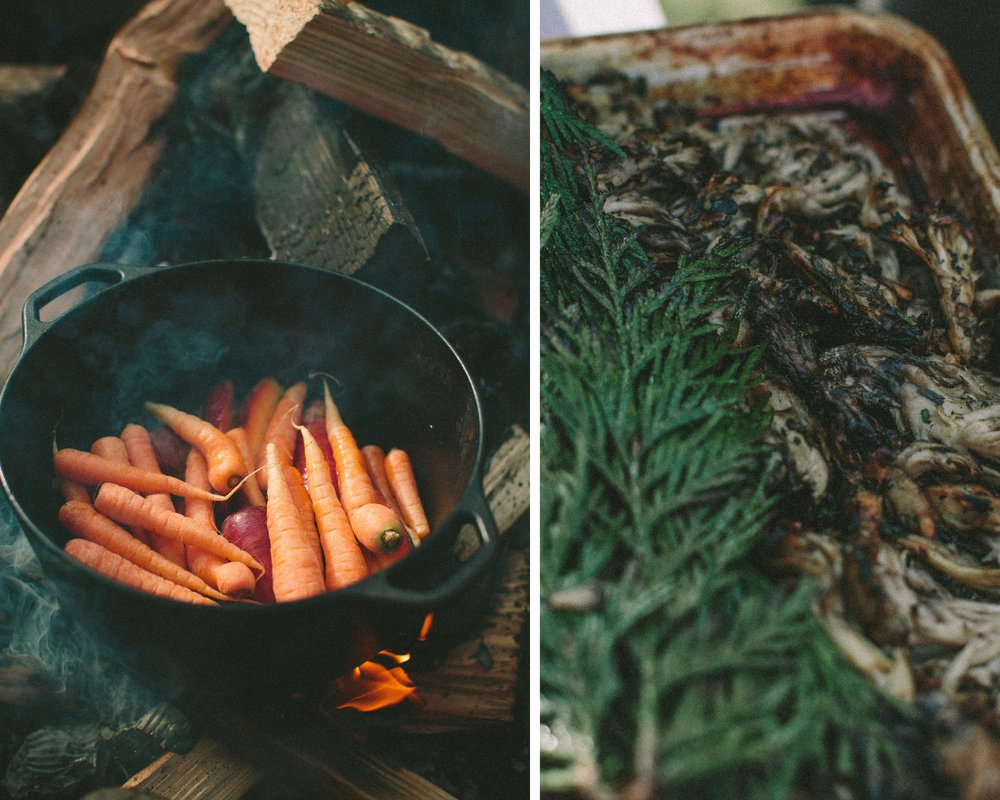 Winter Workshop + Farm Meal - The Eternal Child