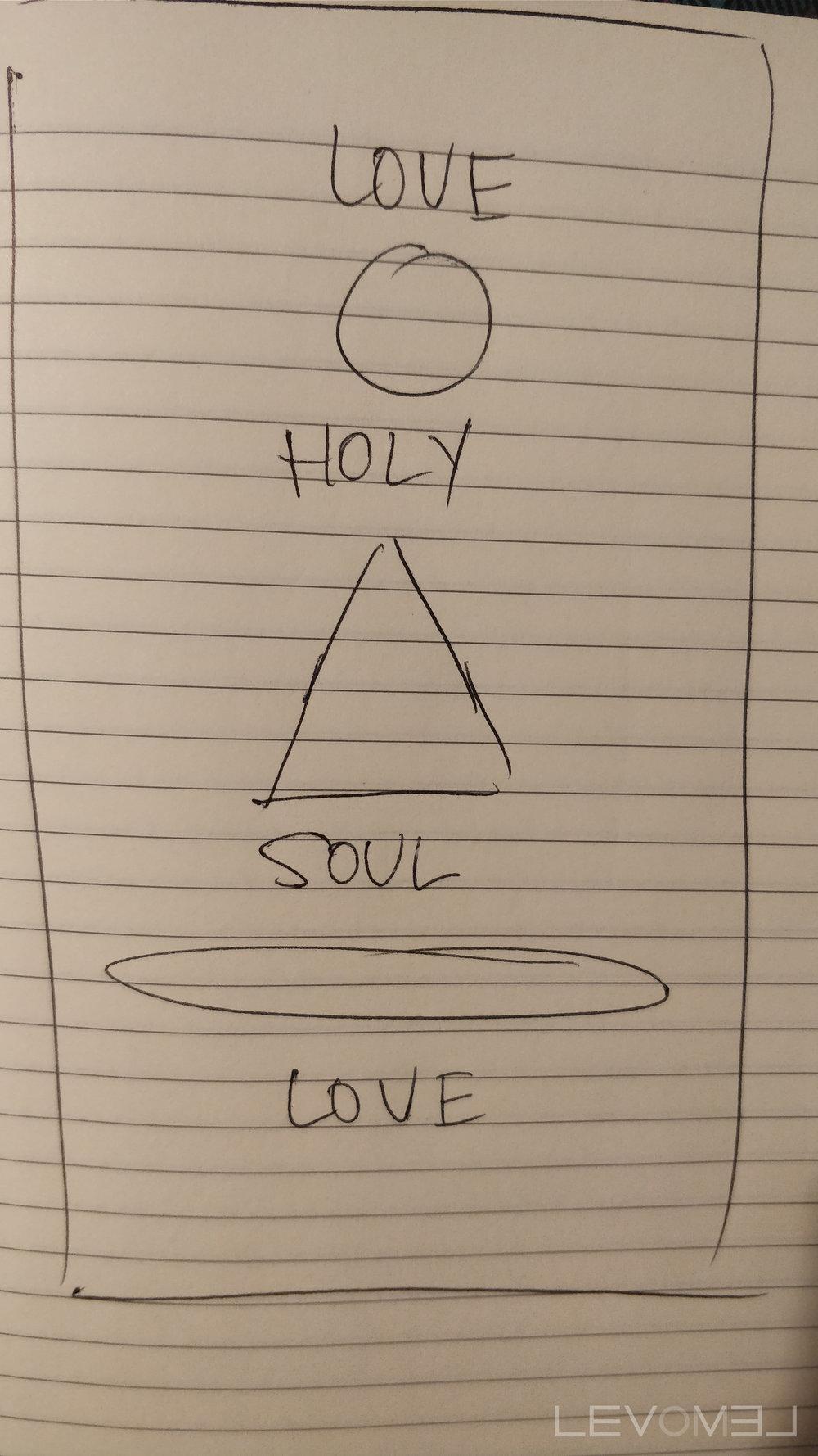 Love Holy Soul Love