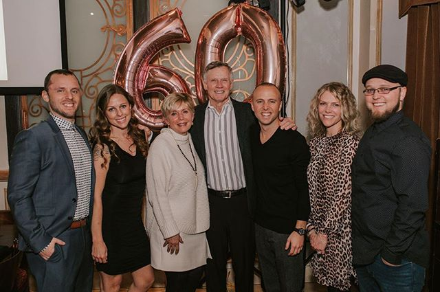 Celebrating an amazing woman's 60th 🎂 📸: @alexandrastrongmn