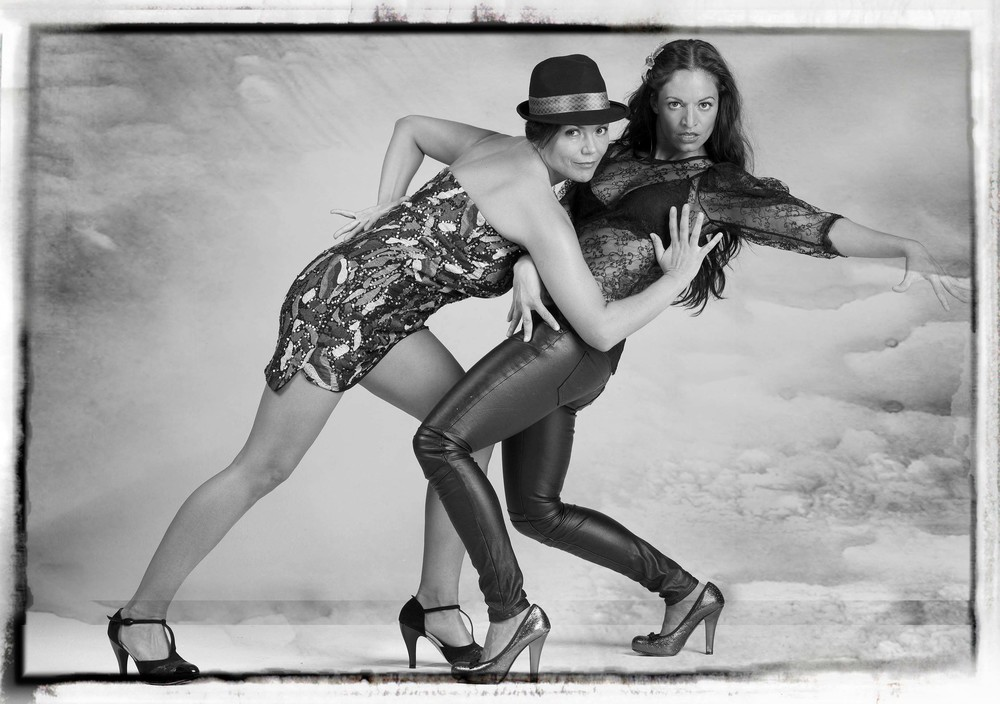 Trine Berge og Sara Chacko - Supernature
