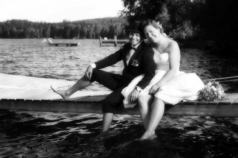 Camilla og Nicolai