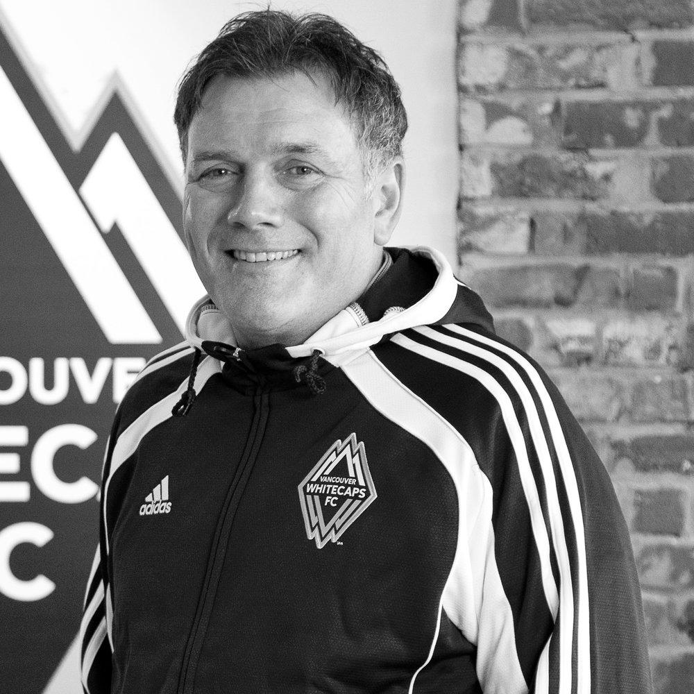 BOB LENARDUZZI,  PRESIDENT  VANCOUVER WHITECAPS FC