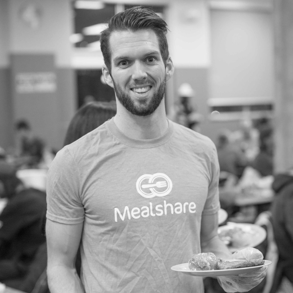 ANDREW HALL, CO-FOUNDER MEALSHARE