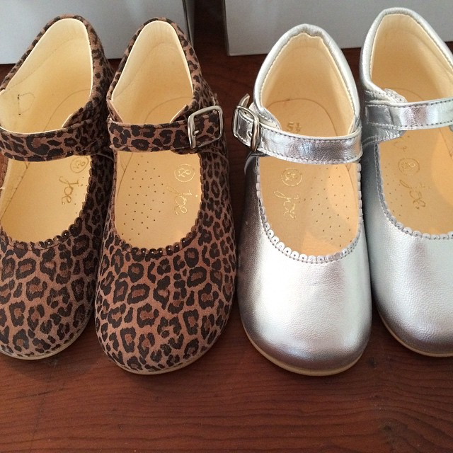Sneak peak at viv & Joe's new collection of infant and children's shoes. Beautifully hand made in Spain