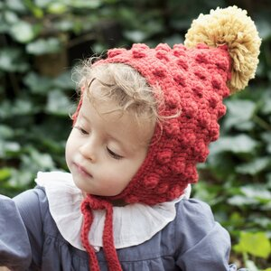 Baby   Child Red Pixie Hat 68ae7247bb6f