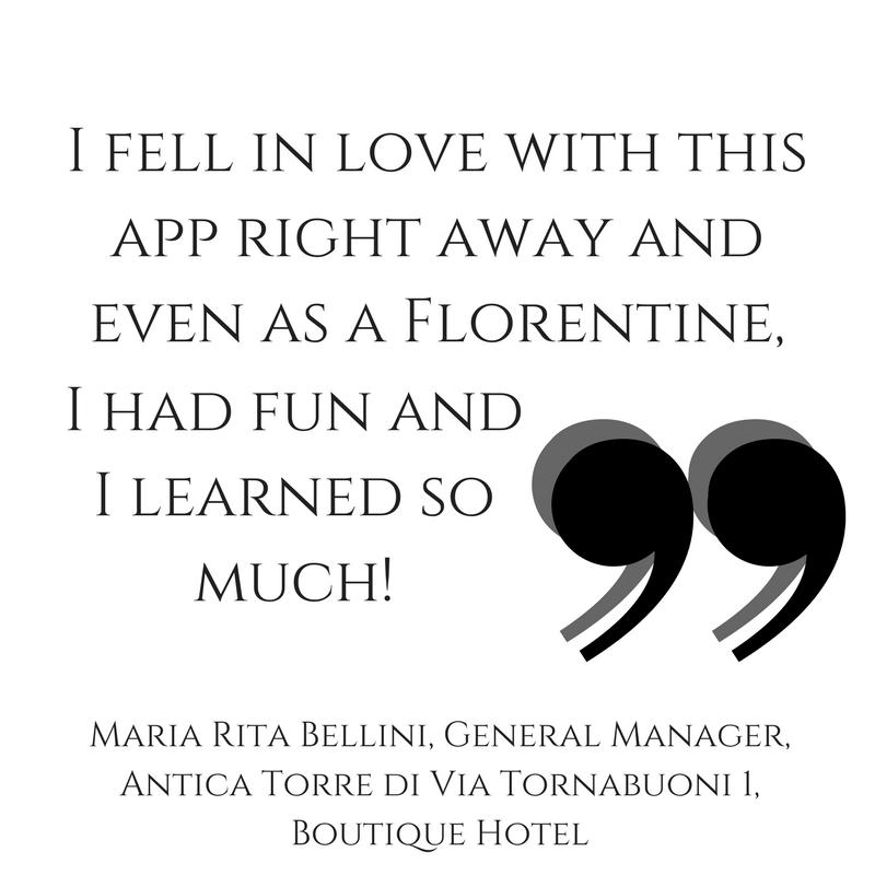 Maria Rita Bellini, testimonial