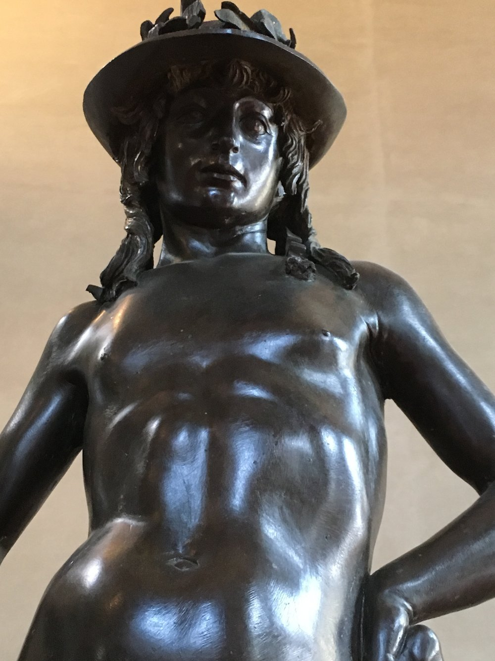 Donatello, Bronze David