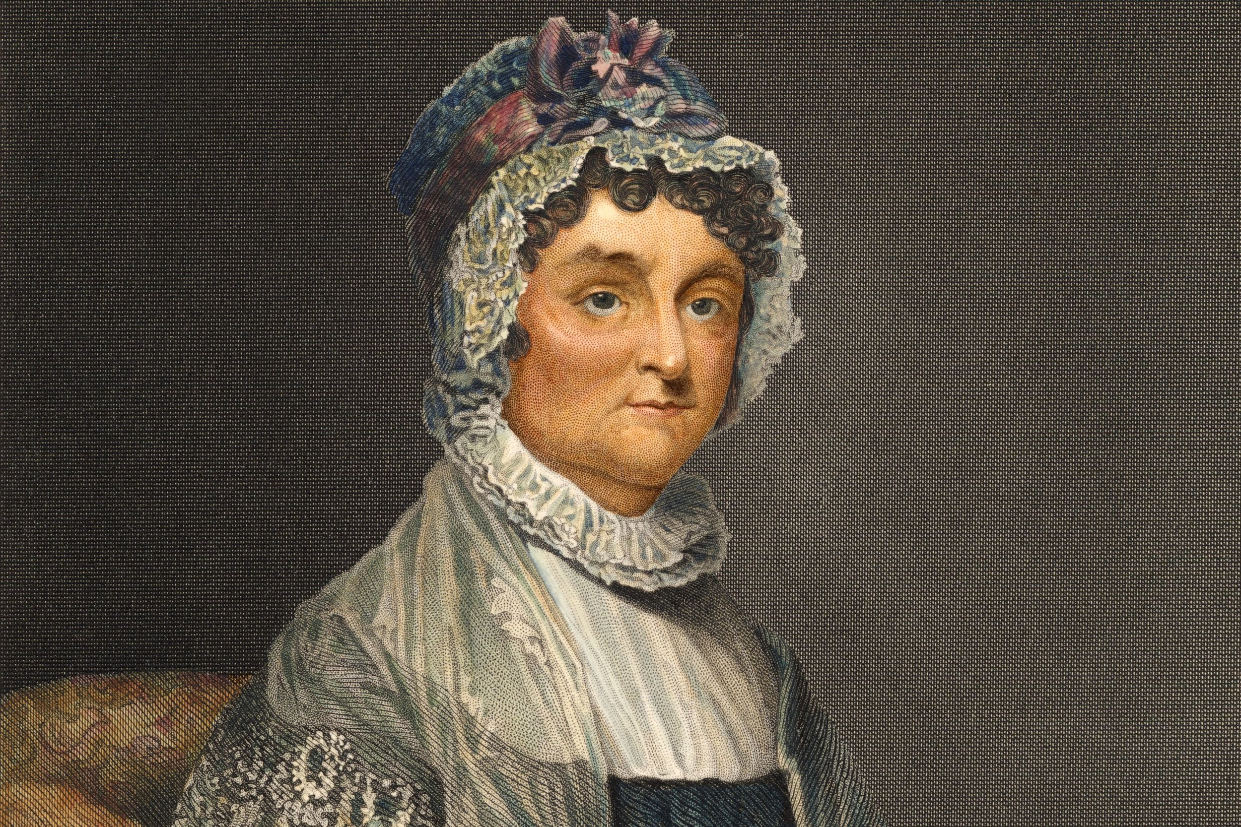 the influence of abigail adams to american political life Throughout his life, he sought her opinions on political and adams also worked for the political akers, charles w, abigail adams: an american.