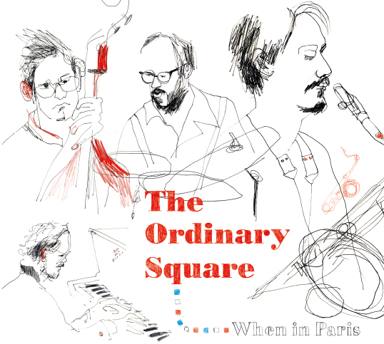 Artwork The Ordinary Square (Hoob Records)