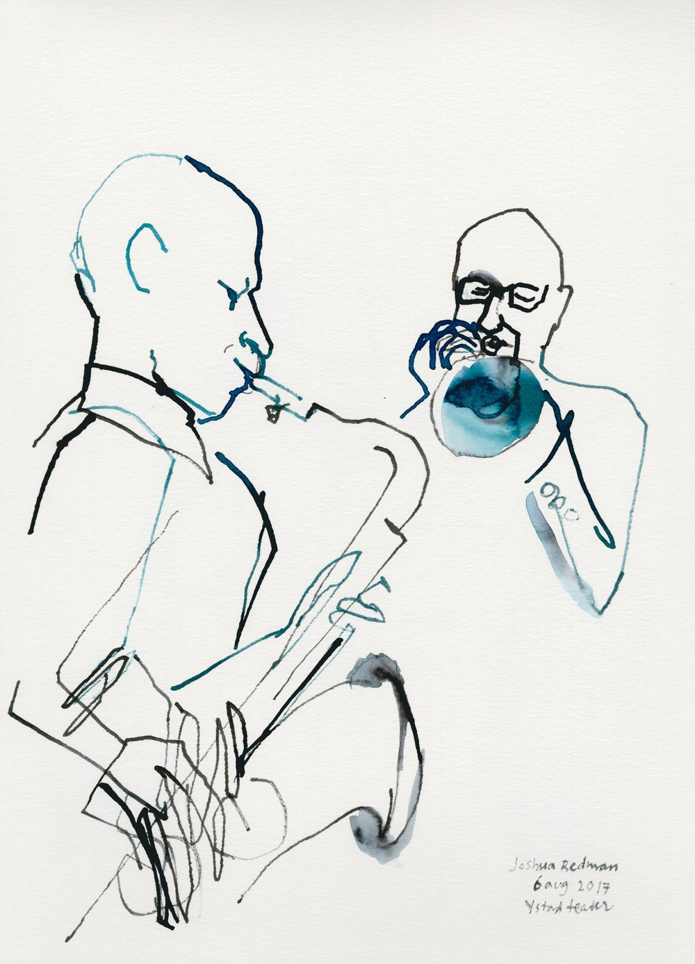 Joshua Redman & Ron Miles
