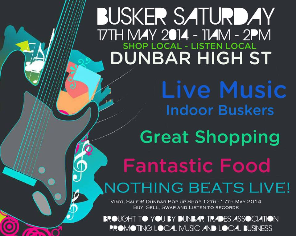 busker saturday