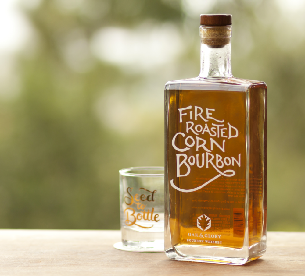 Fire Roasted Corn Bourbon