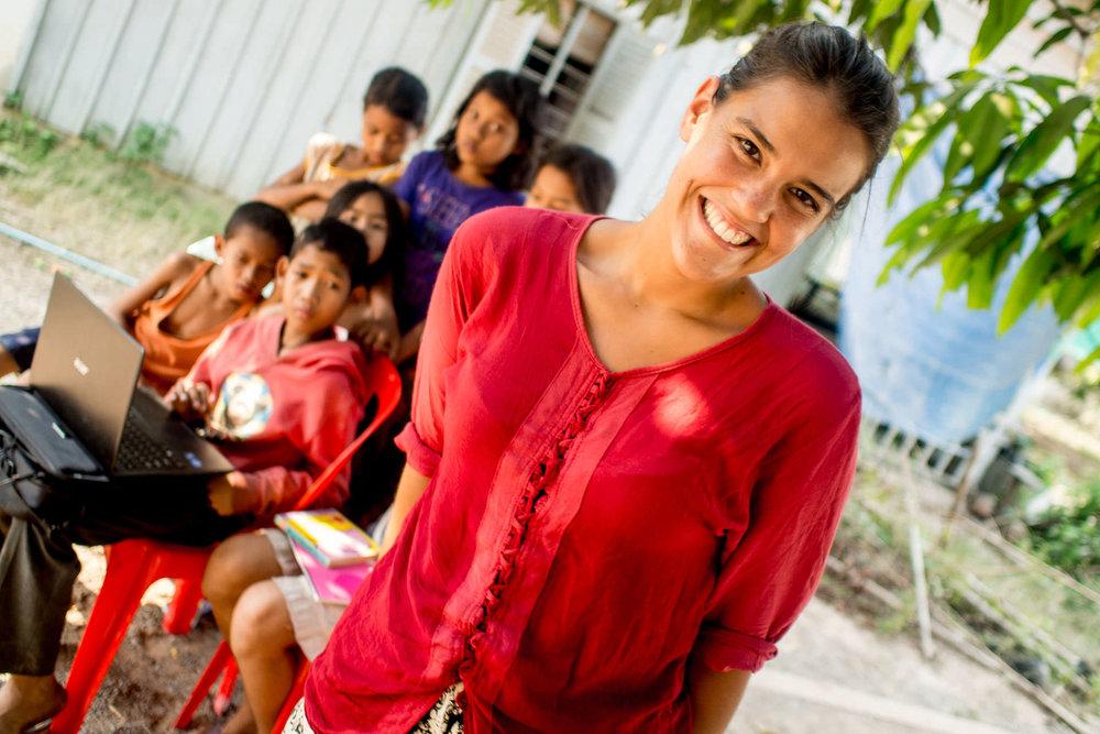 Cambodia - KILT - Khmer Independent Life Team - Landmine Victims - Siem Reap