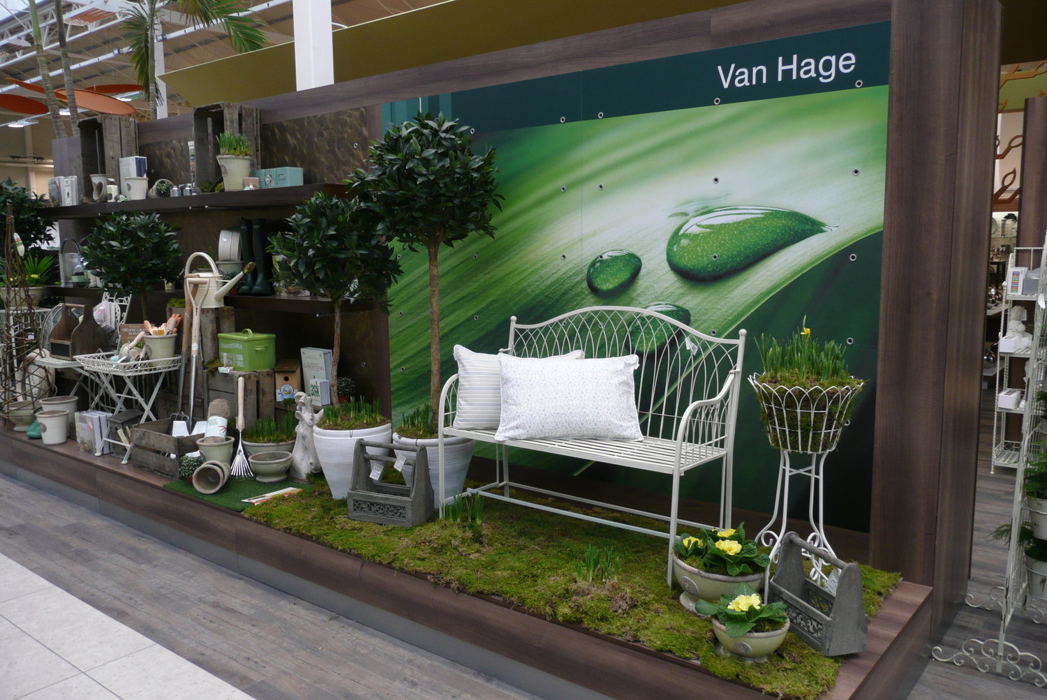 Seductive Van Hage Garden Centre  Peterborough  Alex Urquhart With Great Prev  Next With Delectable Garden Decking Glasgow Also Bq Sale Garden Furniture In Addition Vintage Garden Ideas And Pinterest Small Gardens As Well As Bretby Garden Centre Additionally Homebase Garden Sheds From Auinteriordesigncom With   Great Van Hage Garden Centre  Peterborough  Alex Urquhart With Delectable Prev  Next And Seductive Garden Decking Glasgow Also Bq Sale Garden Furniture In Addition Vintage Garden Ideas From Auinteriordesigncom