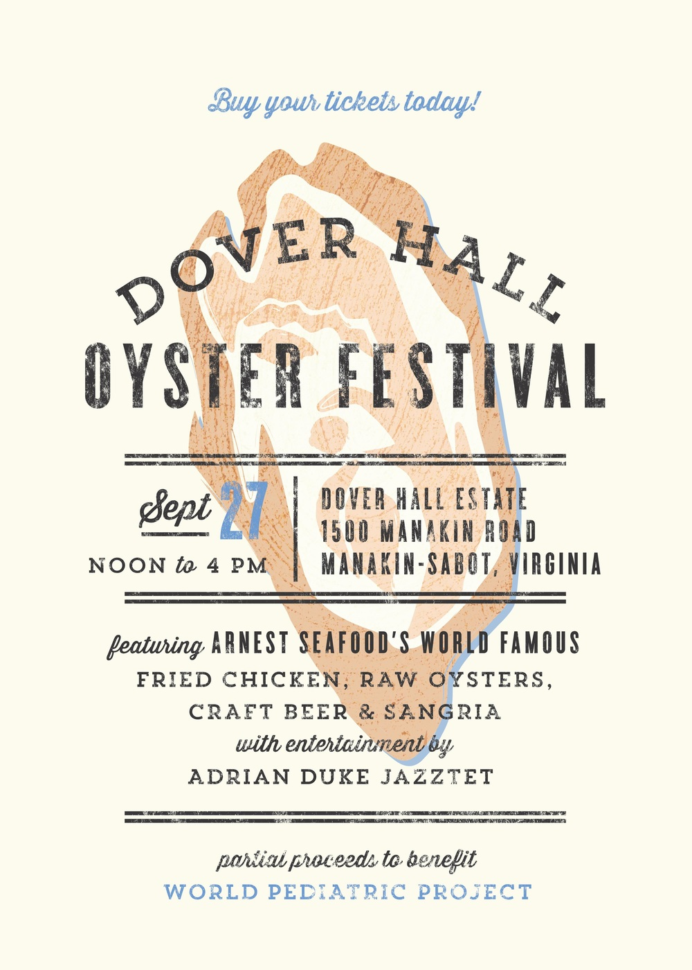 Dover Hall Oyster Festival
