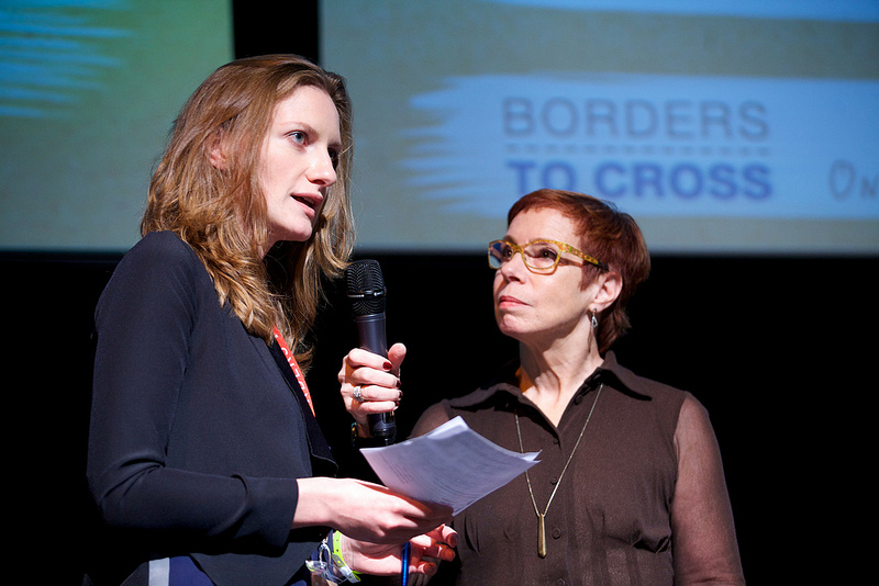 ECF Advocacy Project Officer, Marjolein Cremer. ©Sebastiaan ter Burg
