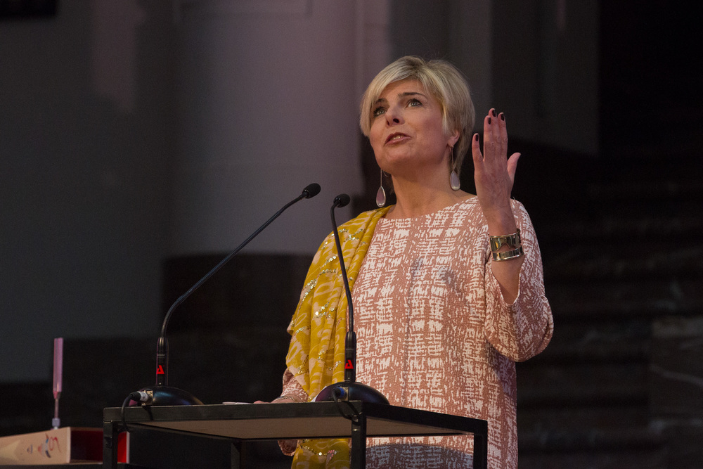 HRH Princess Laurentien of the Netherlands. Photo ©Xander Remkes.
