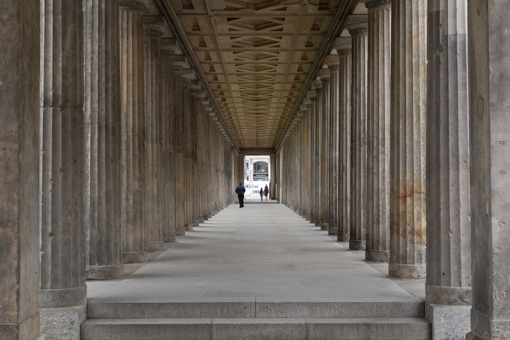 Museum Island, Berlin. Photo ©Erinç Salor.